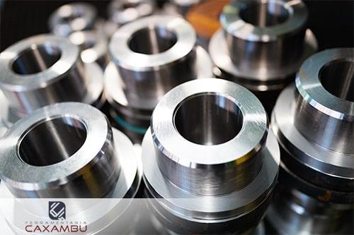 Fabricante de peças industriais